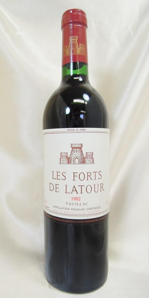 レ・フォール・ド・ラトゥール 1982