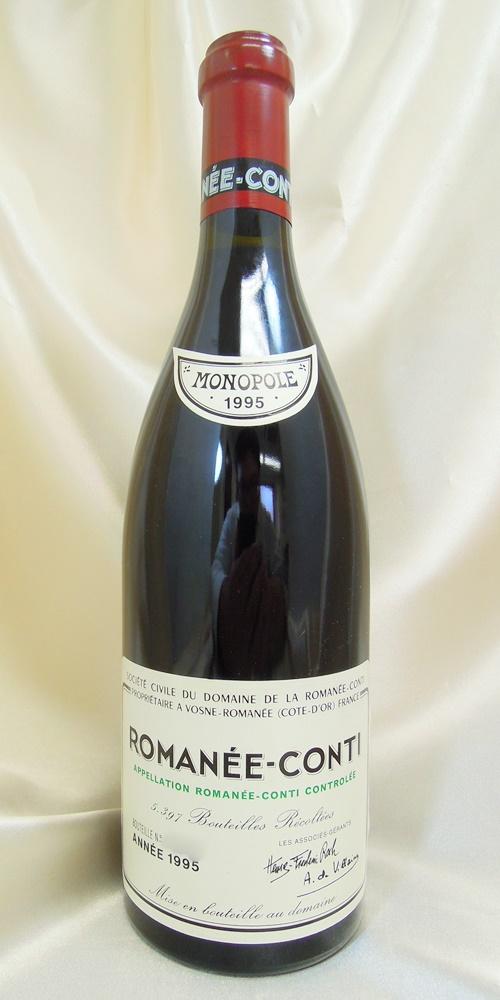 DRCロマネ・コンティ 1995