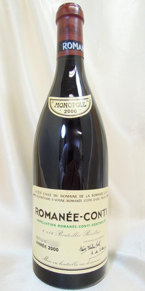 DRCロマネ・コンティ 2000