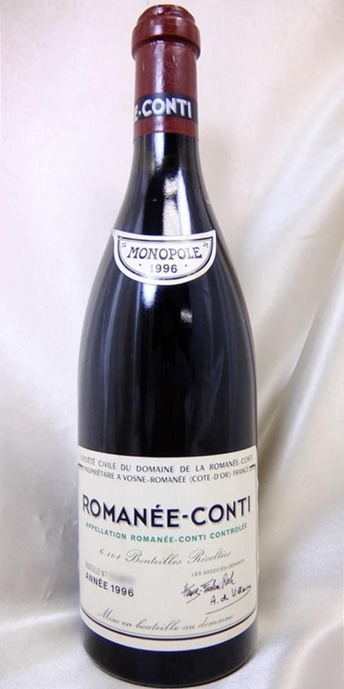 DRCロマネ・コンティ 1996