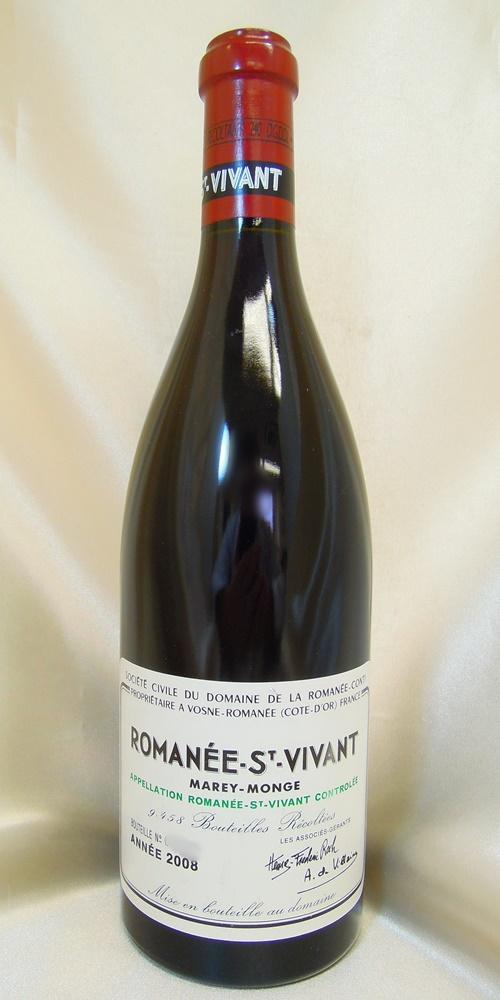 DRCロマネ・サンヴィヴァン 2008 a2