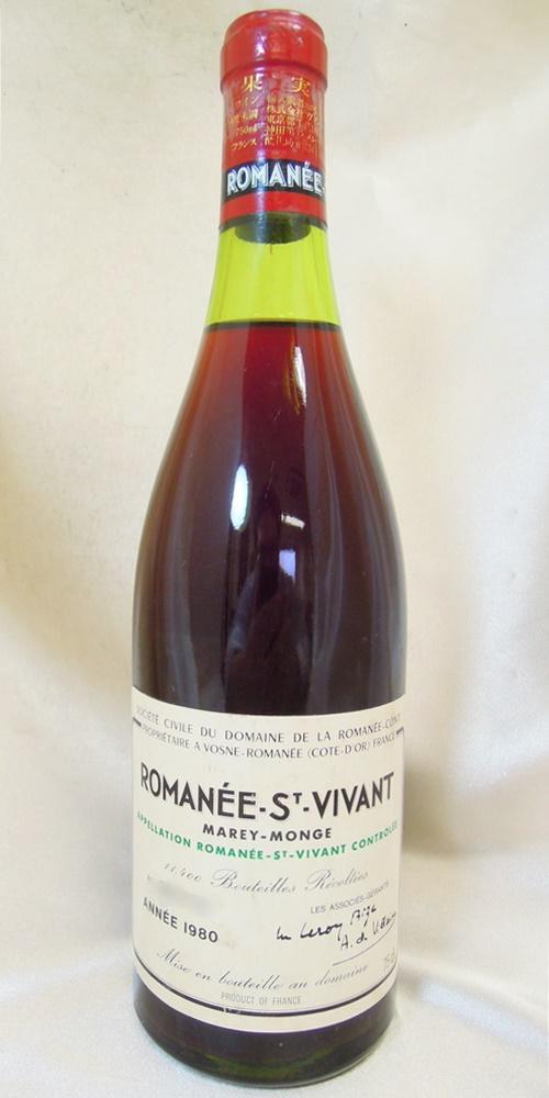 DRCロマネ・サンヴィヴァン 1980