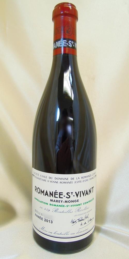 DRCロマネ・サンヴィヴァン 2013