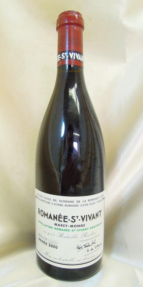 DRCロマネ・サンヴィヴァン 2000