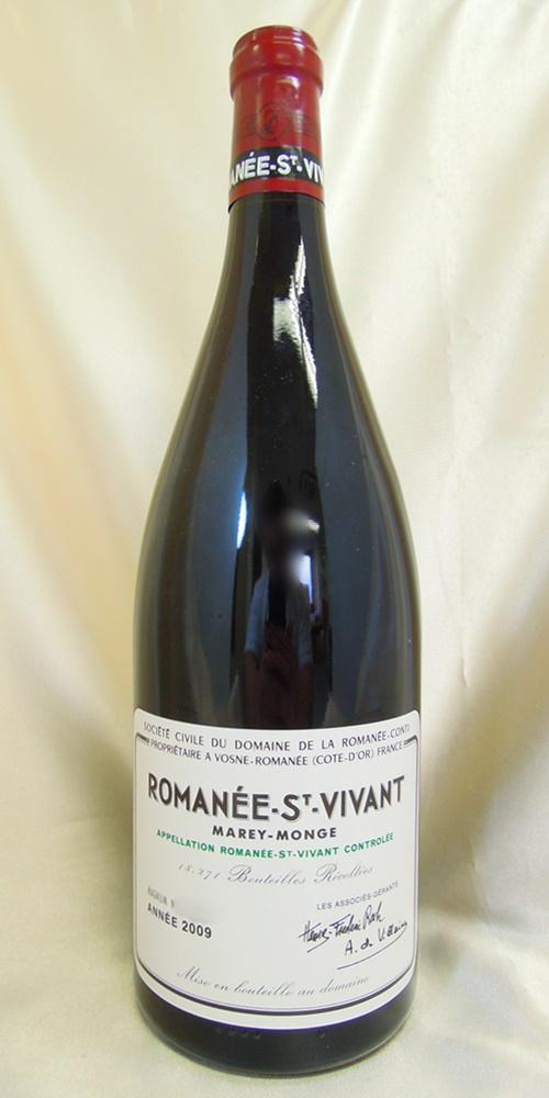 DRCロマネ・サンヴィヴァン 2009 1500ml マグナムサイズ