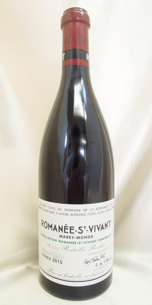 DRCロマネ・サンヴィヴァン 2015