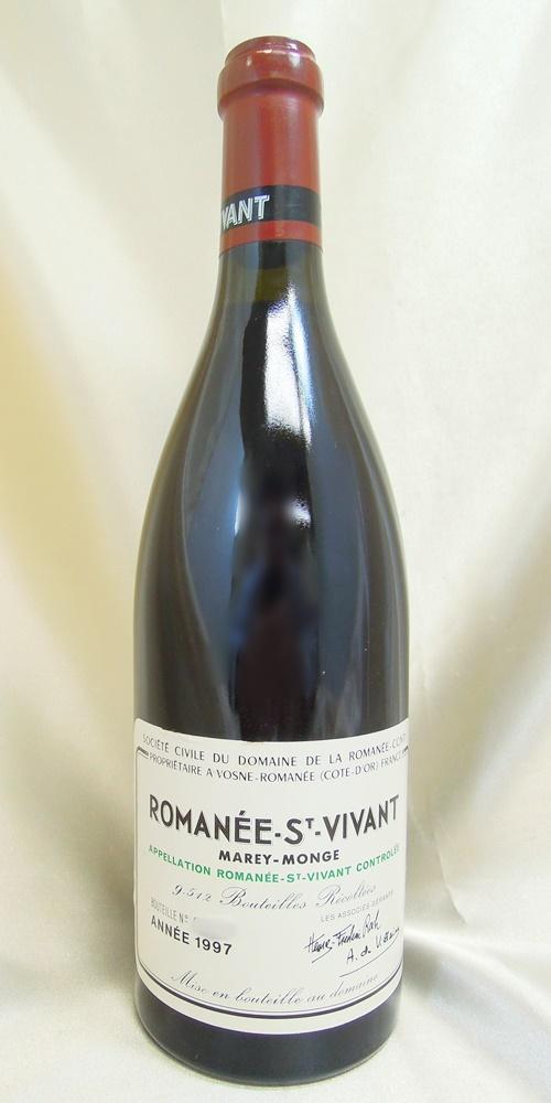 DRCロマネ・サンヴィヴァン 1997