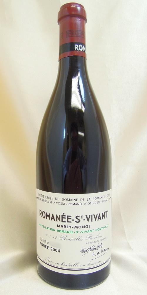 DRCロマネ・サンヴィヴァン 2004