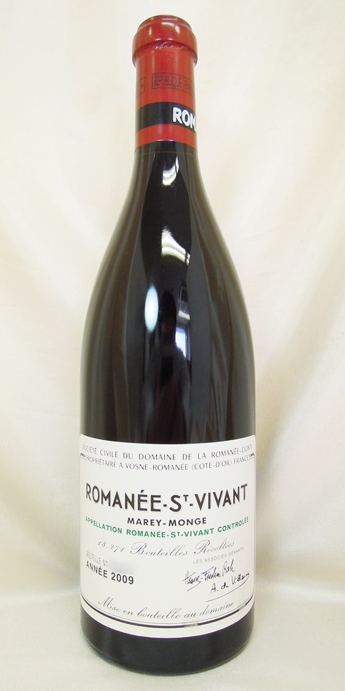 DRCロマネ・サンヴィヴァン 2009