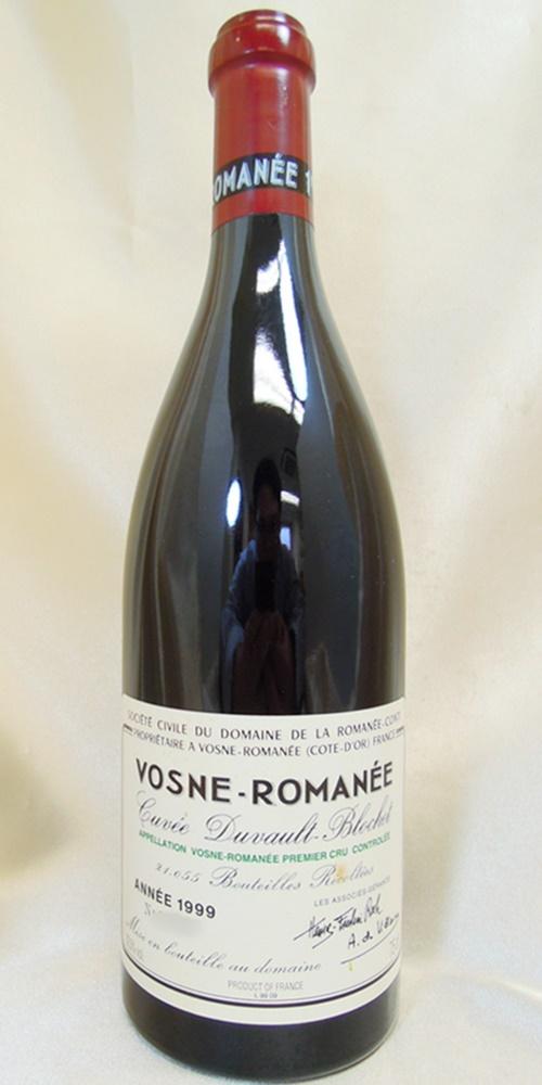 DRCヴォーヌ・ロマネ 1er cru 1999 a3