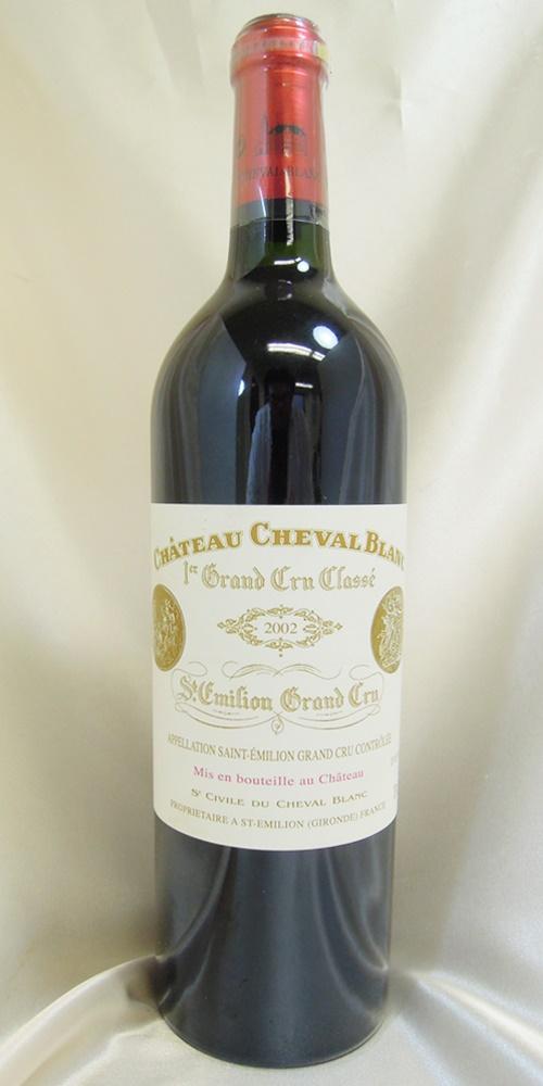 Chシュヴァル・ブラン 2002