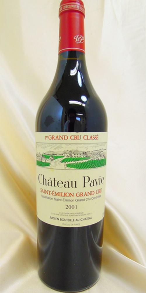 Ch パヴィ 2001 PP96点