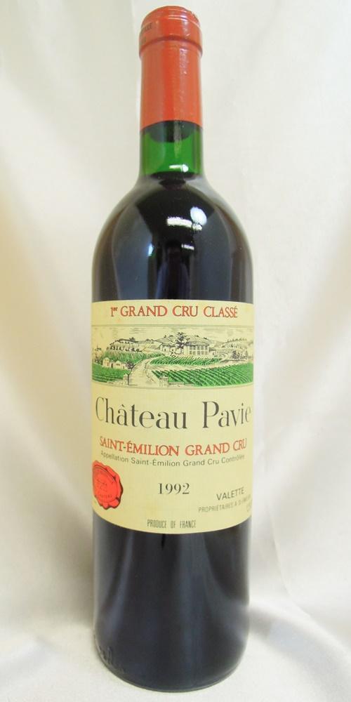 Ch パヴィ 1992