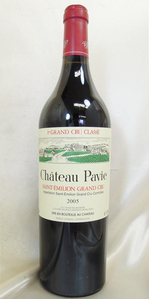 Ch パヴィ 2005 PP98+点