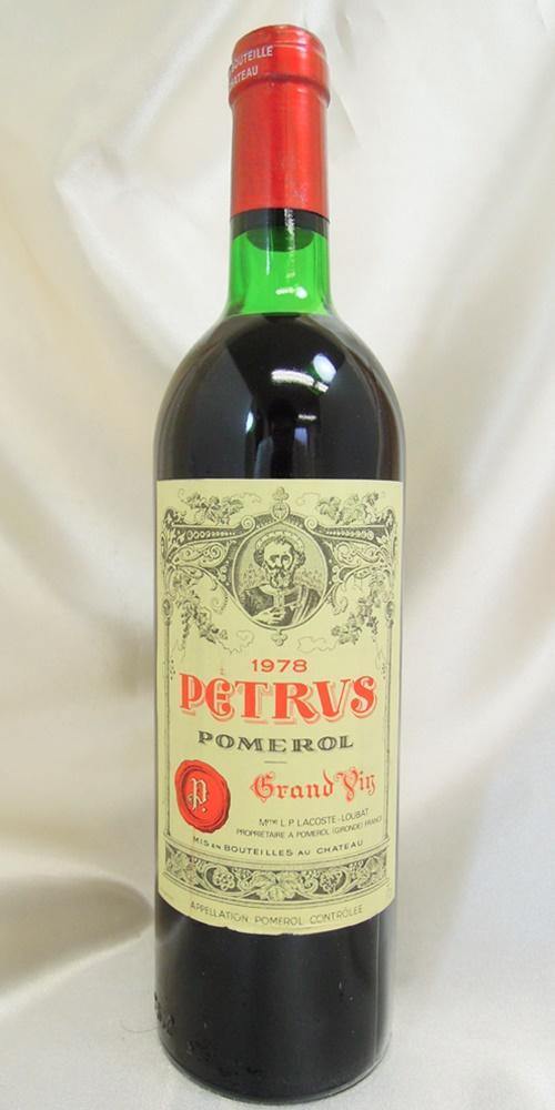 Chペトリュス 1978