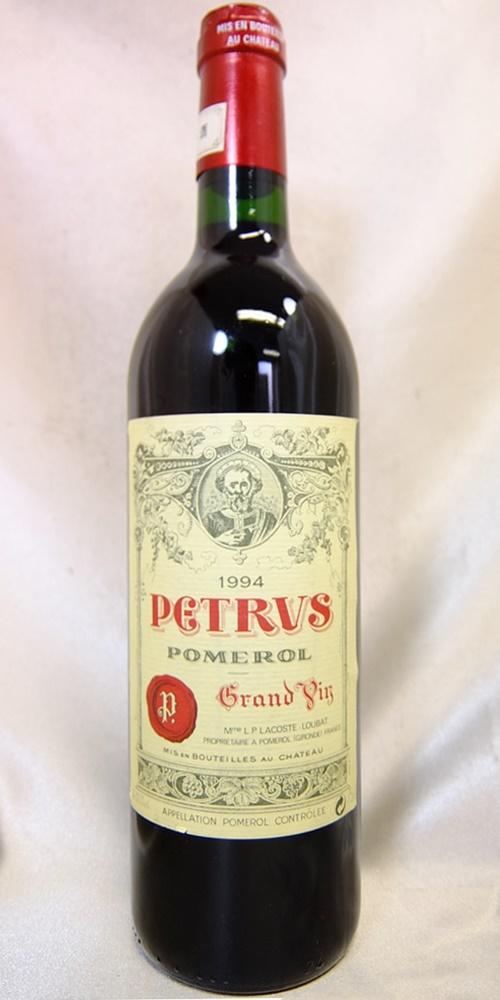 Ch.Petrus Chペトリュス 1994 PP93点