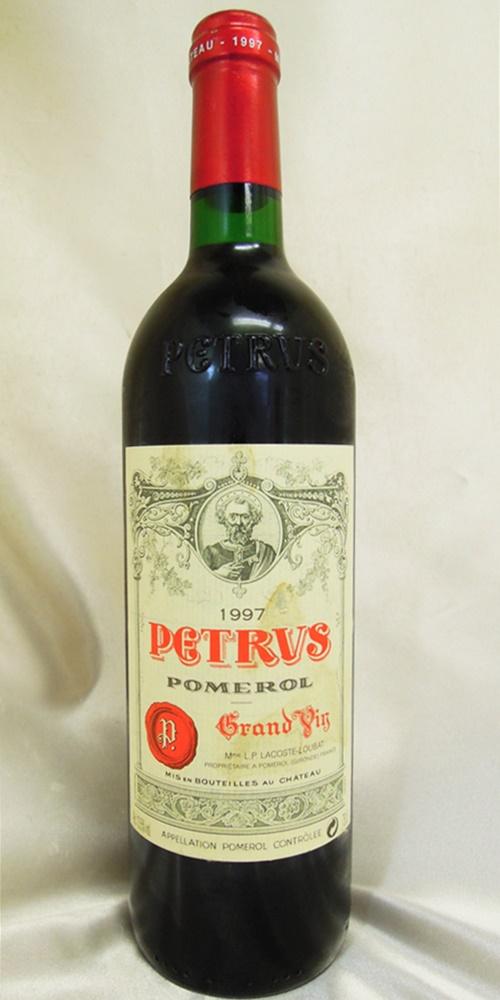 Chペトリュス 1997 a2