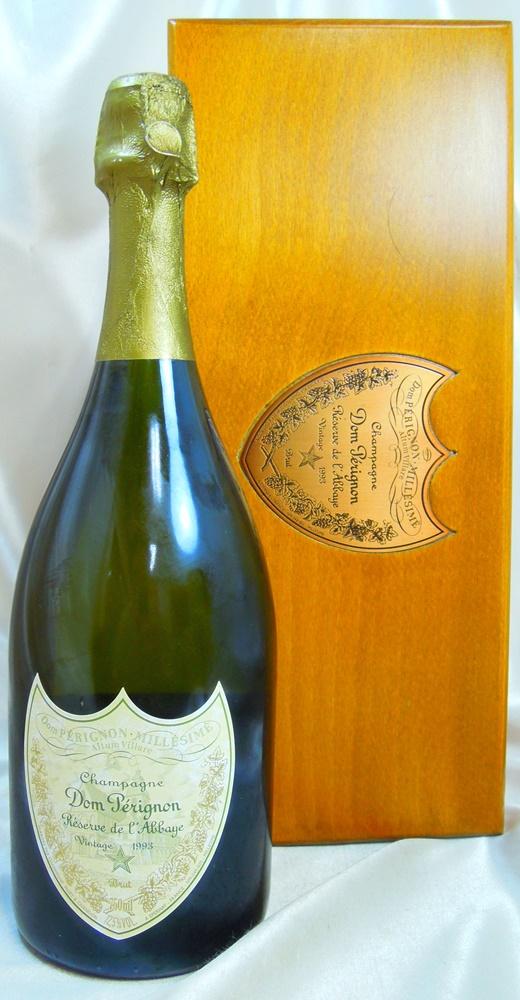 【古酒】ドンペリニヨン レゼルヴ・ド・ラベイ ゴールド 1993年 正規品 箱・冊子付