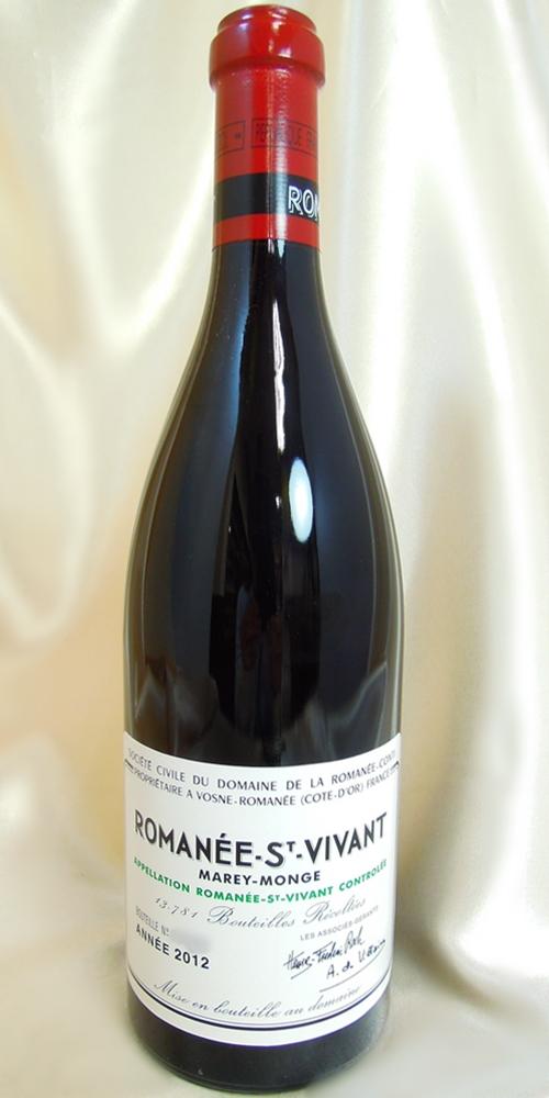 DRCロマネ・サンヴィヴァン 2012 PP96点