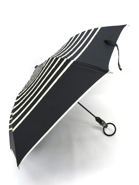 【中古】Jean Paul GAULTIER / マリンボーダー柄折りたたみ傘 ジャンポールゴルチエ B08556_1903