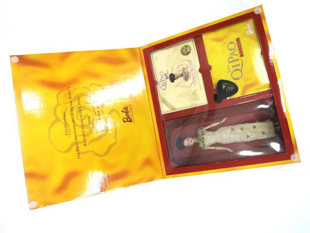 【中古】Barbie / Golden Qi-Pao 1998香港アニバーサリー・エディション バービー B10335_1803