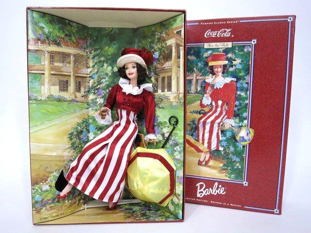 【中古】Barbie / コカコーラ After the Walk シリーズNo2 バービー B10336_1803