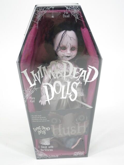 LIVING DEAD DOLLS / シリーズ6 Hush(ハッシュ) リビングデッドドールズ B10659_1911