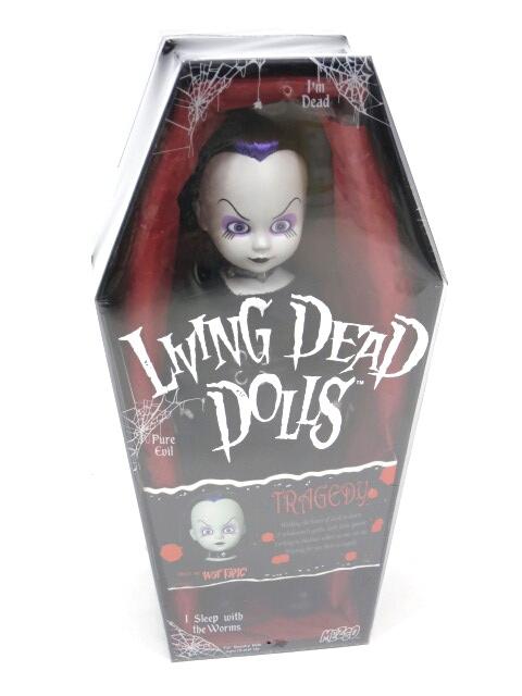 【中古】LIVING DEAD DOLLS / HOT TOPIC限定 Tragedy(トラジェディ) リビングデッドドールズ B12309_1911