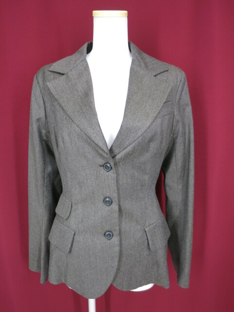 【中古】Vivienne Westwood / 3ポケットテーラードジャケット ヴィヴィアンウエストウッド B11800_2001