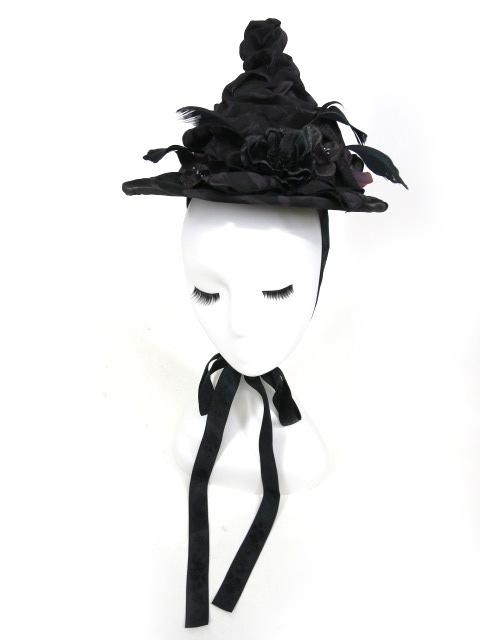 【中古】corgi-corgi / 魔女帽 コーギーコーギー 帽子 B15298_1810