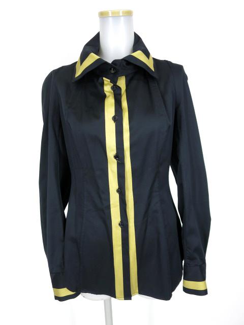 【中古】Vivienne Westwood / ライン入りシャツ ヴィヴィアンウエストウッド B15608_1907