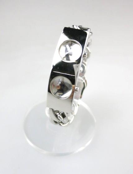 【中古】Jean Paul GAULTIER / ダブルフェイスリストウォッチ ジャンポールゴルチエ 腕時計 B17947_1901