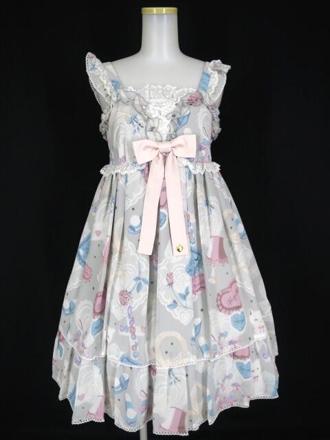【中古】Angelic Pretty / My Favorite Roomジャンパースカート アンジェリックプリティ B26096_2005