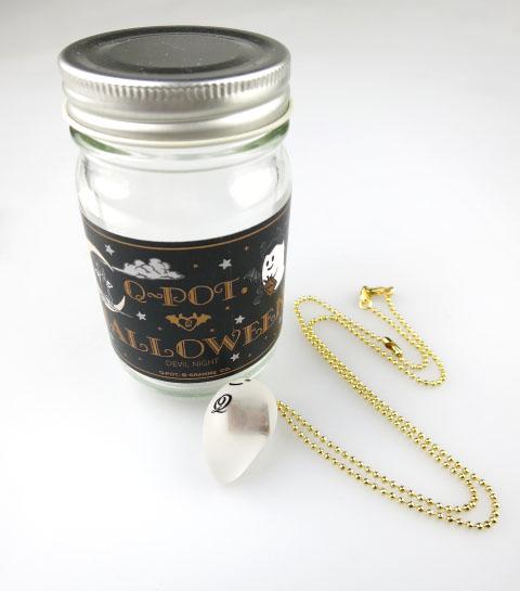 【中古】Q-pot. / トリックゴースト イート チョコレート ネックレス キューポット B27691_1912