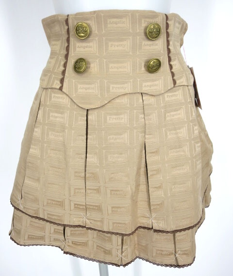 Angelic PrettyRoyal Chocolateスカート アンジェリックプリティB28268 1912VpSzUM