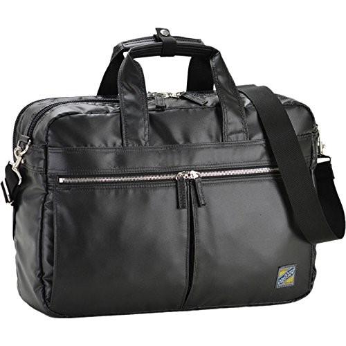 平野鞄 モビーズ シリコンコーティング ビジネスバッグ 黒 [26555-01] ギフトブリーフケース ビジネスバッグ メンズ