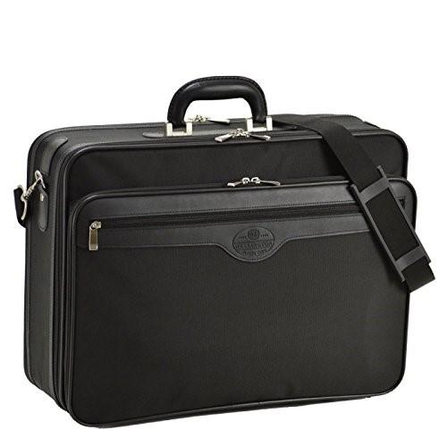 ビジネスバッグ 通勤用 A3対応 メンズ ウェリントン ソフトアタッシュ 黒 21218 -01 ギフトブリーフケース ビジネスバッグ メンズ ギフト