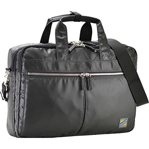平野鞄 モビーズ シリコンコーティング ビジネスバッグ 3WAY 黒 [26554-01] ギフトビジネスバッグ リュック メンズ 大容量 軽量