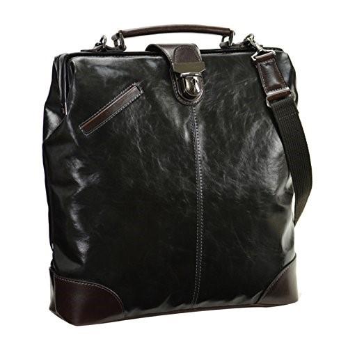 メンズ 男性用 紳士 ダレス バッグ ハミルトン 白化合皮ダレスシリーズ ダレスバッグ 黒 10421-01 ギフトビジネスバッグ リュック メンズ 大容量 軽量