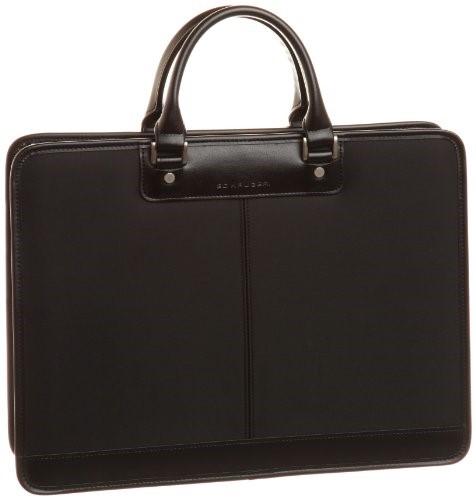 [エドクルーガー] ED KRUGER ED KRUGER ネロ ビジネストート23-0553 ブラック (ブラック) ギフトブリーフケース ビジネスバッグ メンズ