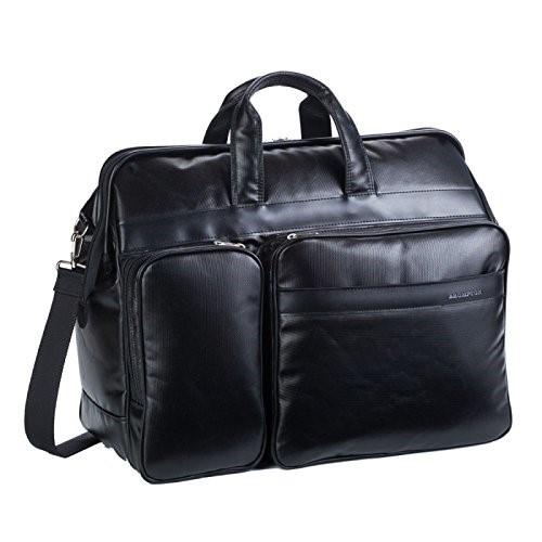 メンズ ボストンバッグ ダレスバッグ メンズ 日本製 旅行かばん ブロンプトン PCコートチャックダレスBTシリーズ 黒 31127 ギフト