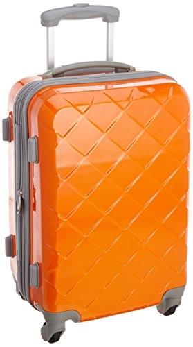 LEGEND ワッフルキャリーL サイズ調節機能付き TSAロック付き 05-5167 オレンジ ギフトハードケース ハードスーツケース