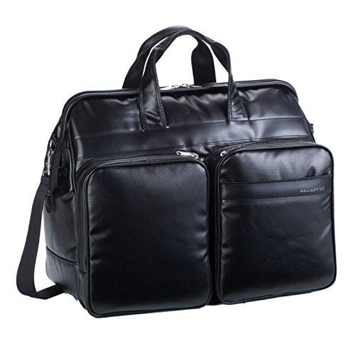 BROMPTON ブロンプトン 平野鞄 豊岡鞄 メンズ ボストンバッグ メンズ 旅行かばん PCコートチャック ダレス BTシリーズ 黒 31128 ギフトボストンバック 旅行 豊岡 かばん 豊岡製鞄 ブランド 日本製