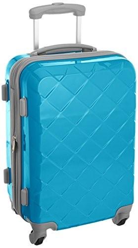 LEGEND ワッフルキャリーL サイズ調節機能付き TSAロック付き 05-5167 (ブルー)ハードケース ハードスーツケース 旅行 トラベル 出張 プレゼント ギフト