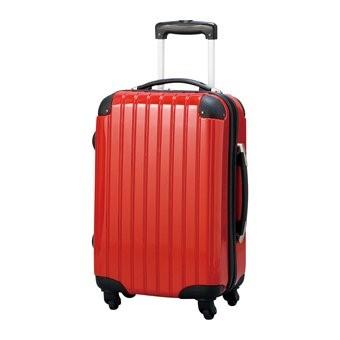 レジェンド スーパーライトキャリーケースM (05-5136) レッド ギフトハードケース ハードスーツケース