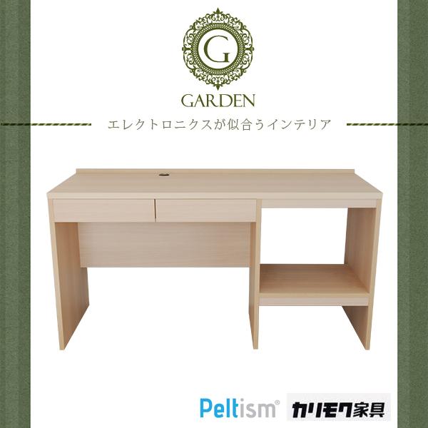 【送料無料】GARDEN ホテル専用デスク made in japan 【ホワイトウッド】 pp20ck