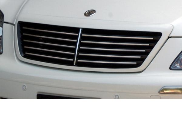 LX-MODE LXモード エアロ180系クラウンアスリート前期LXフロントグリル(未塗装)[代引き不可商品]