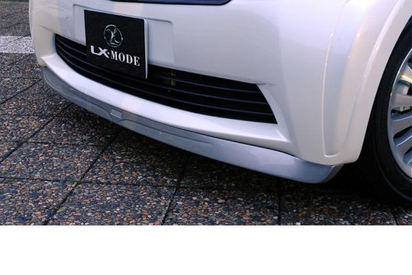 LX-MODE LXモード エアロ10系iQ(アイキュー)LXフロントスポイラー(未塗装)[代引き不可商品]