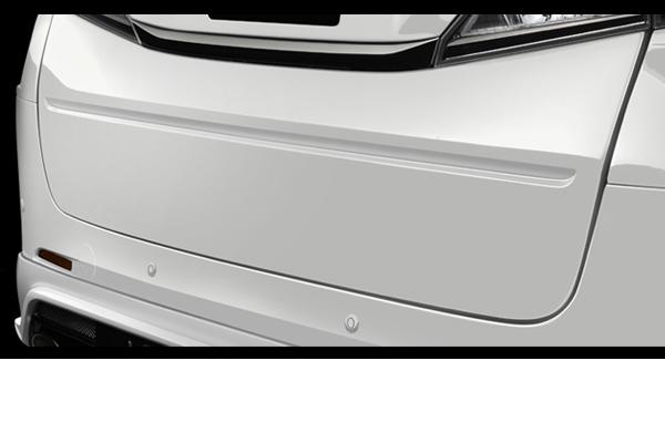 SilkBlaze シルクブレイズ プレミアムライン エアロ20アルファード/ヴェルファイア[前期/後期]リアゲートスムージングパネル (塗装済み)