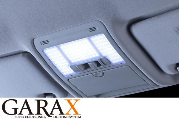GARAXギャラクス30系ハリアーハイブリッド/ノーマルルーフLEDマップランプ(SuperShine)
